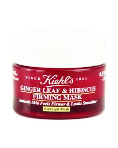 Ginger Leaf Hibiscus Firming Mask