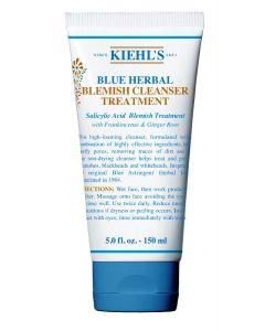 Blue Herbal Blemish Cleanser Treatment